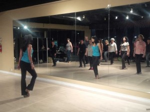 Shelley Saxena Group Class West Coast Swing