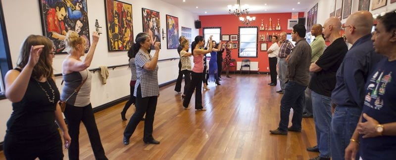 West Coast Swing Dance Lessons For Beginners