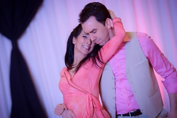 Shelley Saxena & Steven James - West Coast Swing