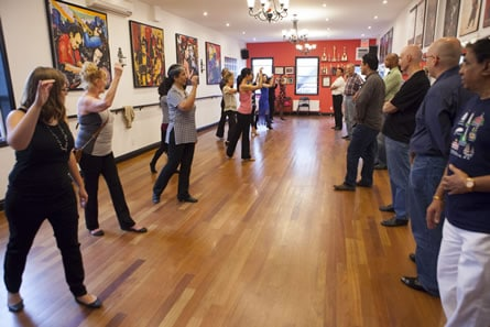 West Coast Swing Classes Toronto